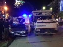 KÜPLÜ - Bilecik'te Zincirleme Trafik Kazası, 3 Yaralı