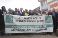 Bingöl'de Farkındalık  Yürüyüşü