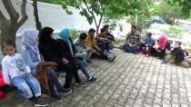 Çanakkale'de 99 Yabancı Uyruklu Yakalandı