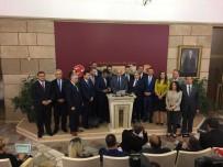 ÖMER FETHI GÜRER - CHP Grup Başkanvekili Özkoç Açıklaması '15'Liler Artık Yuvada, Görevleri Tamam'