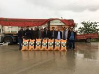 ORGANIK TARıM - Çiftçilere 30 Ton Gübre Desteği