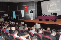 İNSAN BEDENİ - Cizre'de 'Namazla Diriliş İkinci On Yıl' Programı Düzenlendi