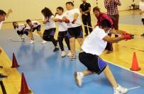 SERGİ AÇILIŞI - Çocuk Oyunları Kültürü Yaşatılıyor