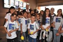 ANİMASYON FİLMİ - Çocuklar Avrupa Günü Etkinliği Kapsamında Sinema Filmi İzledi