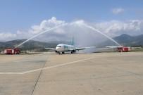 MILAT - Corendon Gazipaşa Alanya Havalimanına Uçuş Başlattı