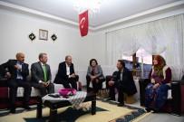 ŞEHİT POLİS - Cumhurbaşkanı Adayı Muharrem İnce, Şehit Polis Yıldırım'ın Baba Evini Ziyaret Etti
