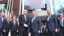 BÜYÜK BIRLIK PARTISI - Cumhurbaşkanı Erdoğan BBP'yi Ziyaret Etti