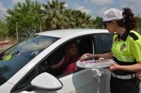 TRAFİK EĞİTİMİ - Dalaman'da Trafik Haftası Kutlaması