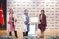 KONUT SATIŞI - DAP Holding Yönetim Kurulu Başkanı Ziya Yılmaz'a 'Fahri Doktora' Unvanı Verildi
