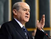 CEMİL MERİÇ - MHP lideri Bahçeli'den CHP'ye '15 vekil' tepkisi
