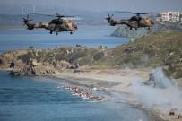 İNSANSIZ HAVA ARACI - Efes 2018'İn Gündüz Safhası Gururlandırdı