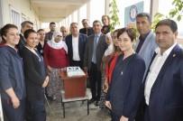 DIYALOG - Ensarioğlu'ndan Hastalara Özel Bahçe