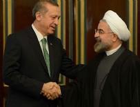 HASAN RUHANİ - Erdoğan, Ruhani ile görüştü