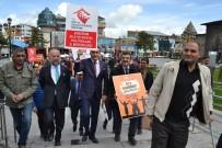 ZİHİNSEL ENGELLİLER - Erzurum'da Engelliler Haftası Etkinlikleri