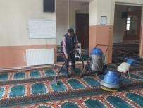 ULU CAMİİ - Gördes Camilerinde Ramazan Hazırlığı Başladı