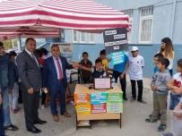 Gördes'te 'TÜBİTAK 4006 Bilim Fuarı' Açıldı