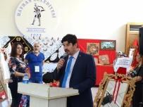 ŞEREF AYDıN - Havran Halk Eğitimi Merkezi Geleneksel Karma El Sanatları Sergisi Açıldı