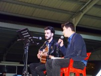 FATİH ÇALIŞKAN - Hisarcık'ta 'Müzik Gecesi'