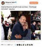 JANDARMA GENEL KOMUTANI - İçişleri Bakanı Soylu'dan Gaziantep'te 'Devam' Mesajı