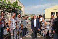 WHATSAPP - İncesu Belediye Başkanı Karayol'dan Belediye Personeline Teşekkür