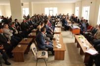 TENDÜREK DAĞI - İran Sınırında İstişare Toplantısı