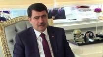 ALI ERDOĞAN - İstanbul Valisi Vasip Şahin'den TOKKON'a Ziyaret