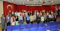 DİVAN KURULU - İzmir Kent Konseyleri Birliği, Çeşme'de Seçimleri Konuştu