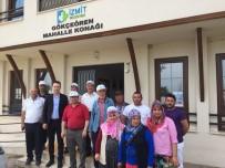 GÖKÇEÖREN - İzmit'in Köylerinde Koyun Yetiştiriciliği Anlatılıyor