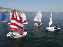 MECIDIYE - İzmit Yelken Kulübü, Optimist - Laser Türkiye Şampiyonasına Katılıyor