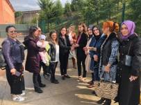 AÇIK CEZAEVİ - Kadın Meclisi Üyeleri Cezaevine Hediyelerle Gitti