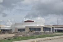 KAFKAS ÜNİVERSİTESİ - Kafkas Üniversitesi'nin Modern Kongre Merkezi Yapımı Tamamlandı