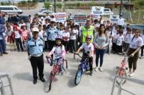 AYGAZ - Kahramanmaraş'ta Öğrencilere Trafik Eğitimi