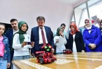 FATİH MEHMET ERKOÇ - Kahramanmaraş'ta STEM Merkezi Açıldı