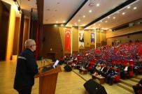 FİLM GÖSTERİMİ - Kardemir'de İş Sağlığı Ve Güvenliği Konuşuldu