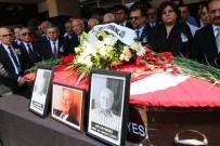 BOSTANLı - Kazada Hayatını Kaybeden Eski Rektör İçin Dokuz Eylül Üniversitesinde Tören