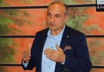 KIRLANGIÇ - Kırlangıç Açıklaması 'Yeni Amasyaspor'u 3. Lig'e Çıkarmak İçin Elimizden Gelen Çabayı Göstereceğiz'