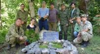 ABHAZYA - Kızılordu Askerinin Mezarı 76 Yıl Sonra Abhazya'da Bulundu
