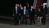 KORE YARIMADASI - Kuzey Kore'nin Serbest Bıraktığı 3 Amerikalı ABD'ye Vardı