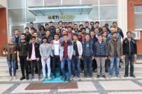 KıRKA - KYK Öğrencilerinden Bor Fabrikasına Ziyaret