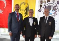 LIONS - Lions Kulübü Geçmiş Dönem Başkanı Alkışel'e Onur Töreni