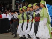 BAHAR ŞENLIKLERI - Mardin'de 2'Nci Bahar Şenlikleri Başladı