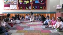 YABANCI DİL EĞİTİMİ - Minik Öğrenciler Güle Oynaya İngilizce Öğreniyor