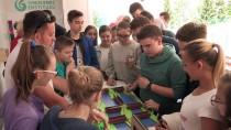 MACARISTAN - 'Mobil Matematik Müzesi' Saraybosna'da