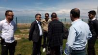 İNCİ KEFALİ - 'Muradiye Bendimahi Balık Göçü Festivali' Hazırlıkları Tamamlandı