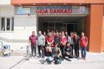 HAYAT AĞACı - Öğrenciler Gıda Bankası'nı Gezdi