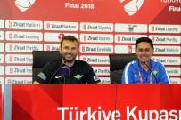 OKAN BURUK - Okan Buruk Açıklaması 'Bir Anadolu Takımı Olarak Diyarbakır'da Kupayı Kaldırmak Ayrı Bir Mutluluk'