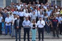 TÜRK EĞITIM SEN - Okul Müdürünün Darp Edilmesine Öğretmenlerden Tepki