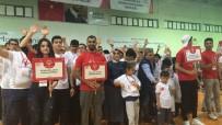 KAPANIŞ TÖRENİ - 'Özel Olimpiyatlar Bölge Oyunları'na Büyük Katılım