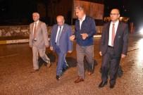 MEHMET ÖZER - Saray'daki Yatırımlar Yerinde İncelendi