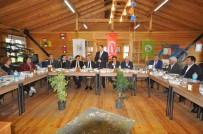 MEDIKAL - SATSO, Geyve Yöresel Ürünler Üretim Merkezini İnceledi